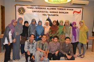 Alumni Teknik Kimia Fakultas Teknologi Industri