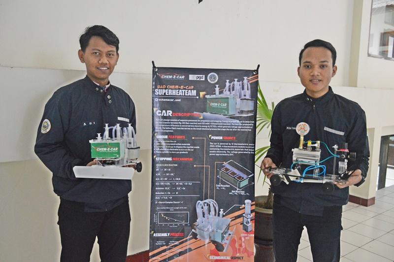 Chem E Car Teknik Kimia UAD