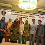 Dosen dan alumni Teknik Kimia