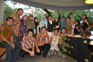 Panitia Temu Alumni Teknik Kimia UAD