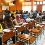 kehadiran mahasiswa dalam sarasehan program studi teknik kimia 2013